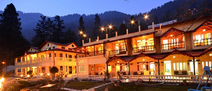 Traveltoexplore Nainital Hotel