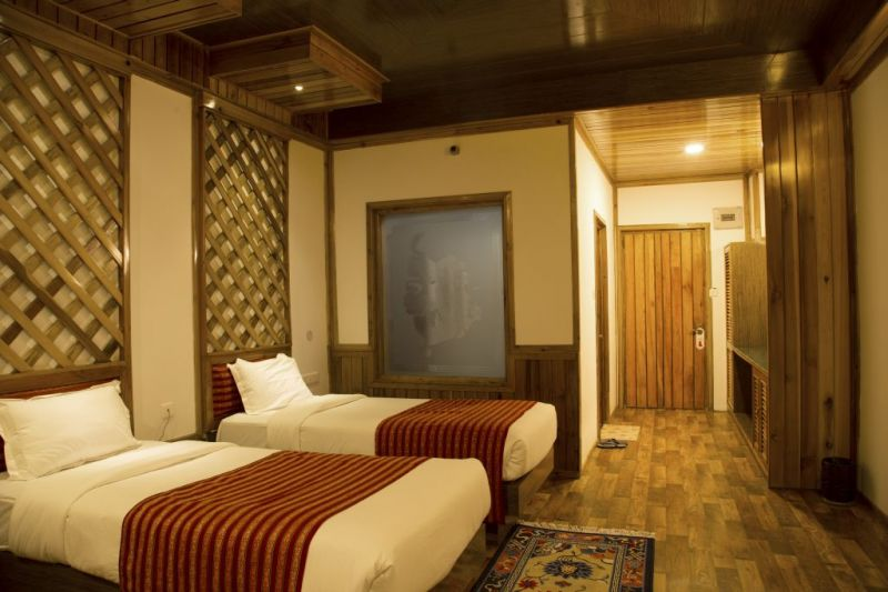 Traveltoexplore Gangtok Hotel