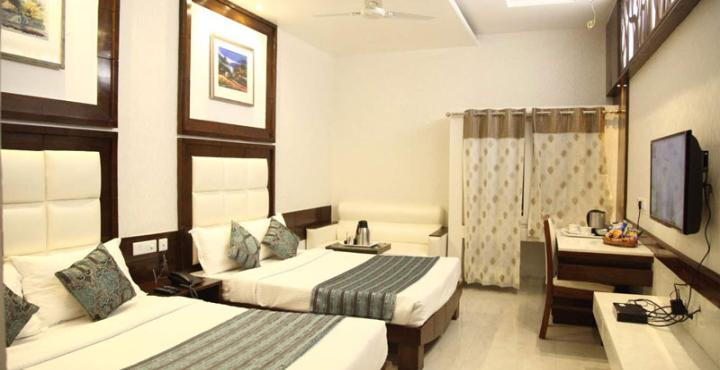 Traveltoexplore Chandigarh Hotel