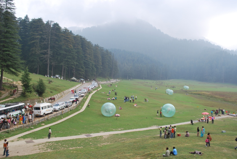 Traveltoexplore Dalhousie Package