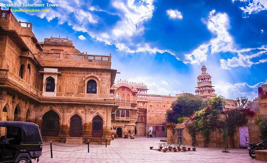 Traveltoexplore Jaisalmer Package