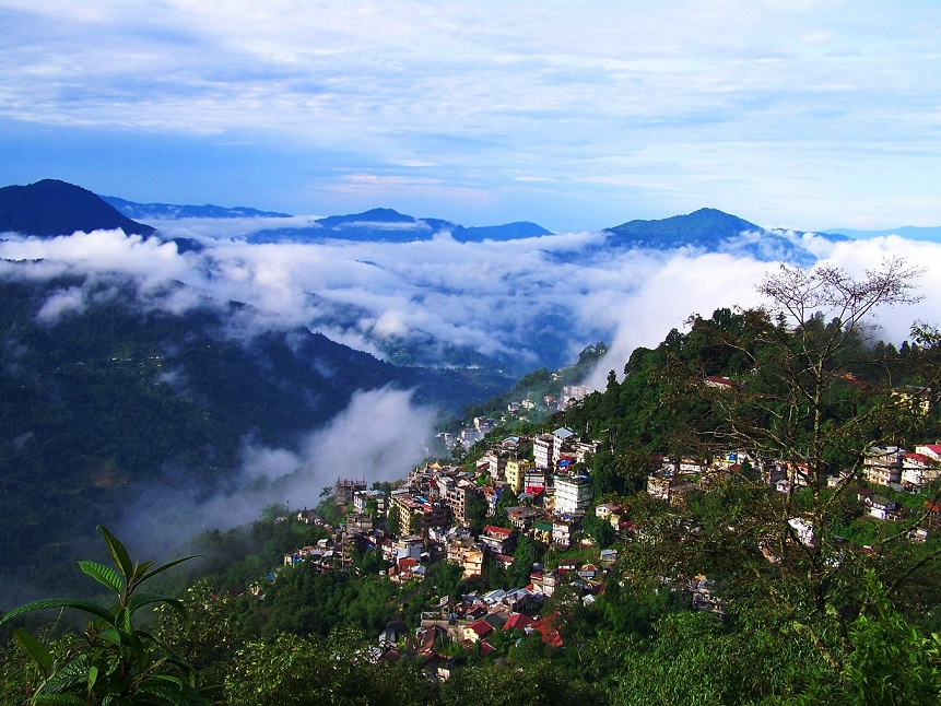 Traveltoexplore Gangtok Package
