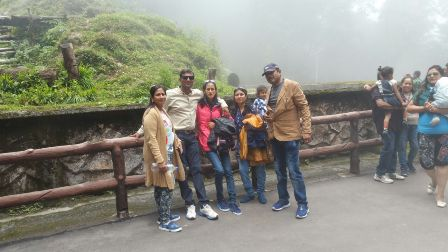 Traveltoexplore Customers - Shyam Agarwal, Ashish Sharda, Sanjay Kumar Jain and Friends